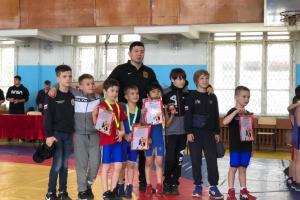 Соревнования в честь Дня защиты детей